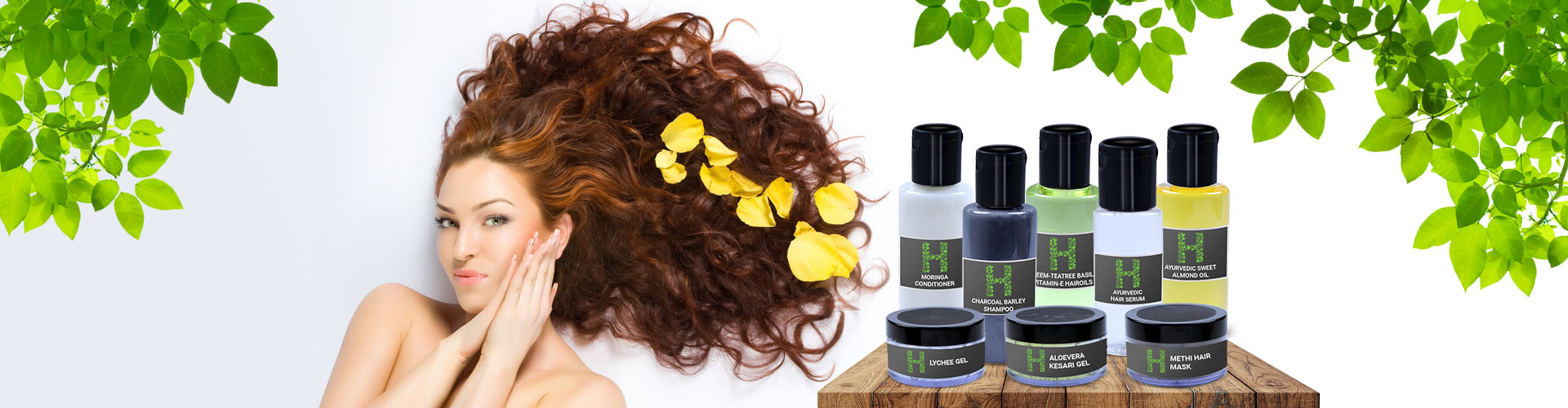 Private Label Hair Care Products Cosmetics Contract Manufacturing Hair Cosmetics
