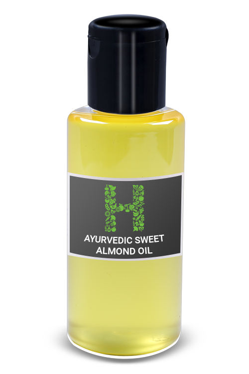 Ayurvedic Sweet Almond Hair Oil